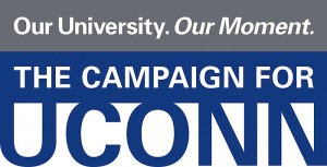 <p>The logo for the University's new fund-raising campaign. Logo supplied by the University of Connecticut Foundation Inc.</p>