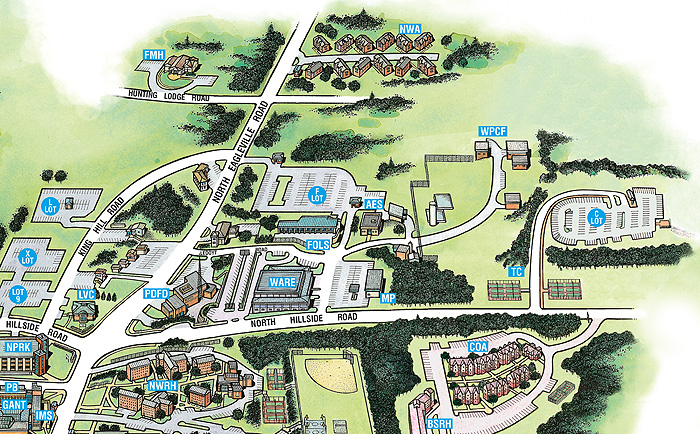 X-Lot to Become Privately Operated as of August - UConn Today
