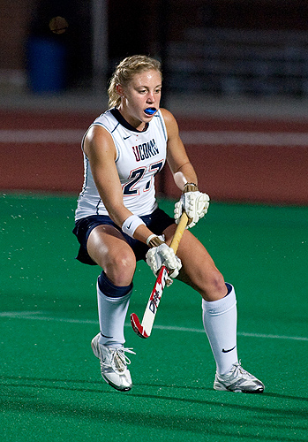 Field hockey team welcomes challenging schedule uconn today - Sarah dray ...