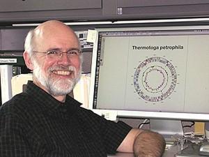 Kenneth Noll, professor of molecular and cell biology