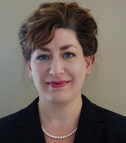 <p>President Susan Herbst</p>