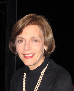 UConn parent and donor Lucille Protas.