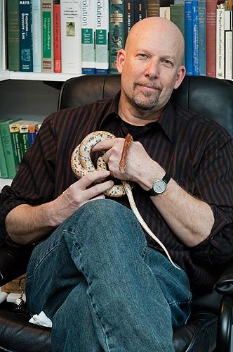 <p>Kurt Schwenk. Photo supplied by CLAS</p>