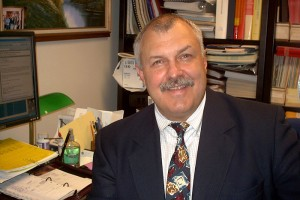 William Kramer, professor of kinesiology in the Neag School of Education