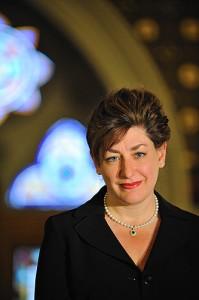 President Susan Herbst.