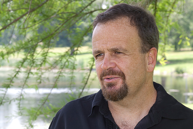 Bradley Wright, associate professor of sociology.