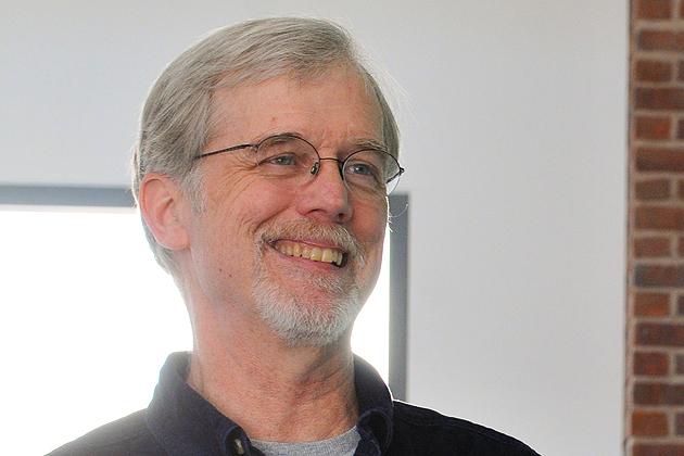 John Morris, professor of Toxicology.