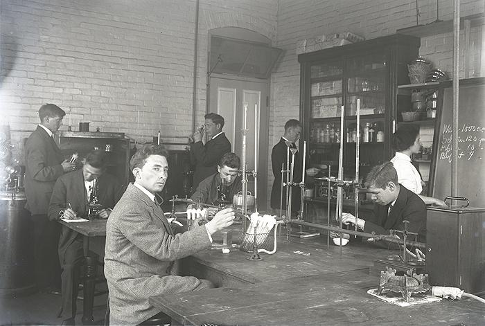 1908 in science