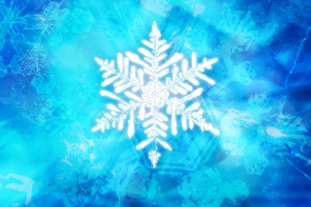 Winter weather visual