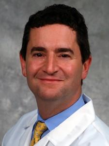 Dr. Bruce Strober, Dermatology. (Janine Gelineau/UConn Health Center Photo)