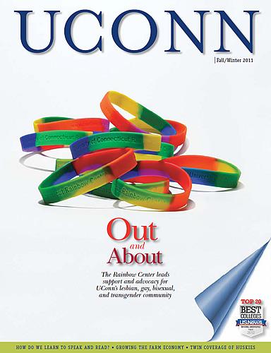 2011 Fall / Winter Magazine Cover