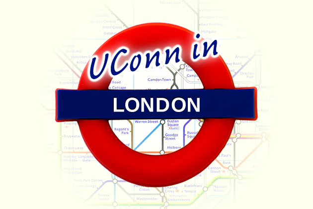 UConn in London blog logo