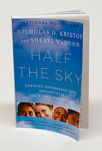 the dark reality of the poor countries in half the sky a book by nicholas kristof and sheryl wudunn