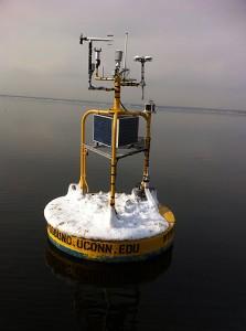 Buoy - out at sea