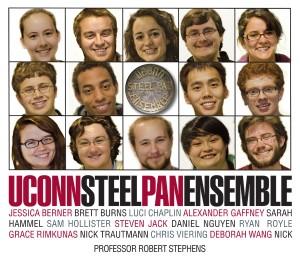 UConn Steel Pan Ensemble