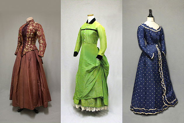 Costume Exhibition More Than Just A Fashion Statement Uconn Today
