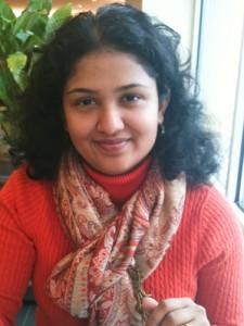 Rajasree Pai, UConn School of Medicine Resident