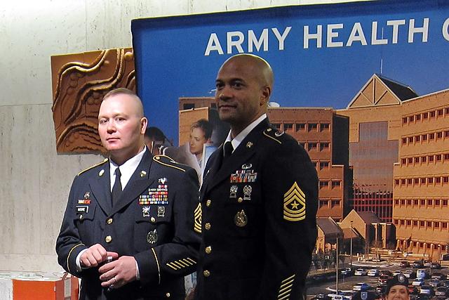 U.S. Army dental symposium