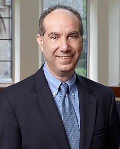 Jeremy Paul, dean of the School of Law.