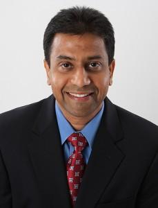 Shankar Musunuri '93 Ph.D., chief executive officer of Nuron Biotech.