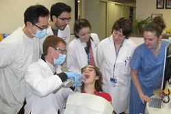 Dental School's Prosthodontic Residency Program Receives