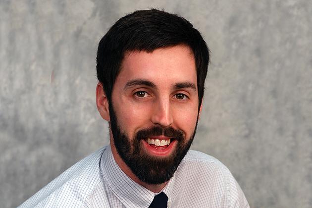 Christian Kakowski - Medical Student (Janine Gelineau/UConn Health Center Photo)