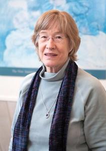 Sara Harkness, professor of human development and family studies (Daniel Buttrey/UConn Photo)