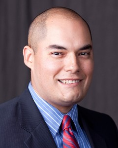James Londono '12 MBA. (UConn School of Business Photo)