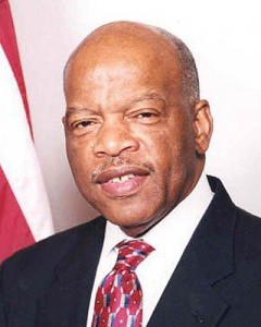 U.S. Rep. John Lewis.