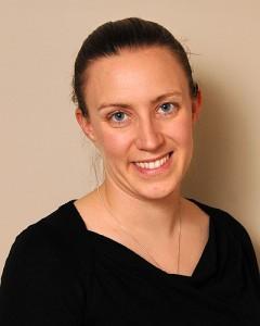 Rebecca Stearns '12 Ph.D. (Max Sinton '15 (CANR)/UConn Photo)