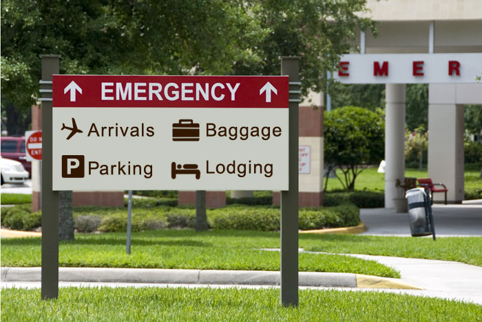 """Between 5 and 9 percent of hospital admissions each day are """"frequent flyers,"""" as they are often called. (Shutterstock Photo)"""