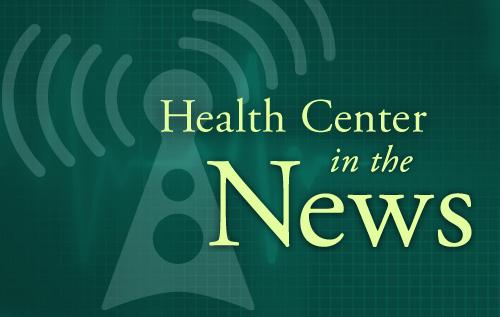 Radio - Health Center in the News