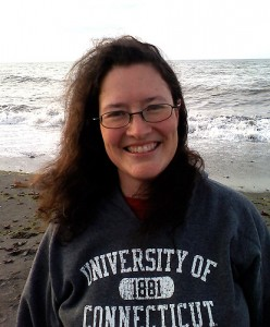 Pamela Bedore of the English department won a Teaching Innovation award from the AAUP. (Photo courtesy of Pamela Bedore)