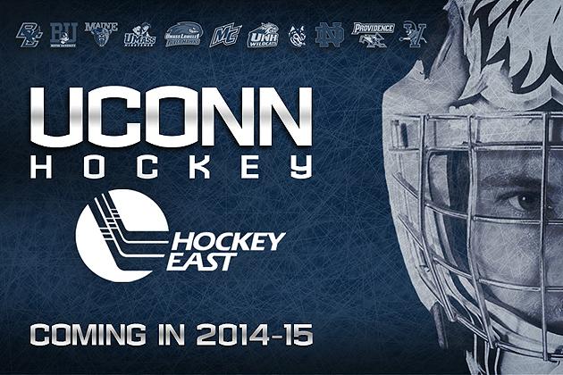 Hockey East Splash Page