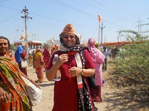 Associate professor Manisha Desai spent 2010-11 in the western Indian state of Gujarat.