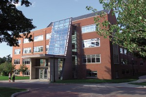 College of the Liberal Arts and Sciences Building. (Peter Morenus/UConn Photo)