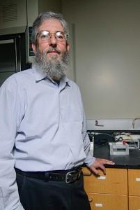 James Rusling, professor of chemistry. (Jessica Tommaselli/UConn Photo)