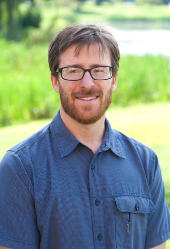 Andrew Deener, assistant professor of sociology. (Daniel Buttrey/UConn Photo)