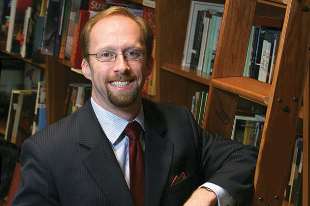 Education policy expert Jonathan Plucker is one of the nationally prominent scholars attracted to the University by an ambitious new faculty hiring plan.