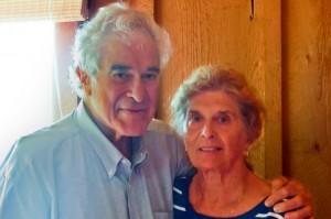 Lou and Judi Friedman (UConn Foundation Photo)