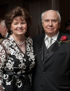 Richard and Jane Lublin, of Avon, have donated $250,000 to the Bioscience Connecticut initiatives at the Health Center.