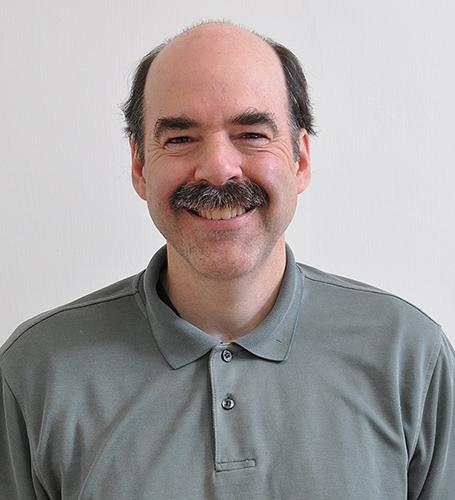 David Atkin, professor of communication.