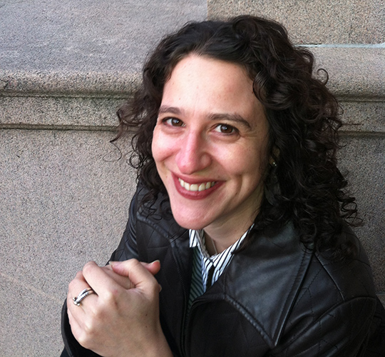 Professor Jane Gordon.