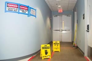 Health Center Lab Renovations