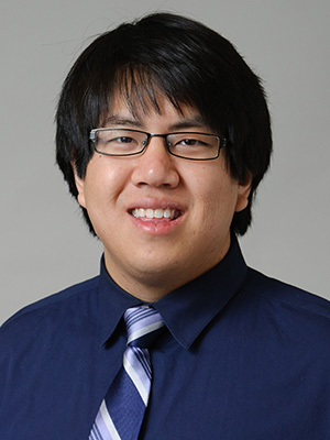 Darren Luon '11 (PHR), '13 Pharm.D. (UConn Photo)