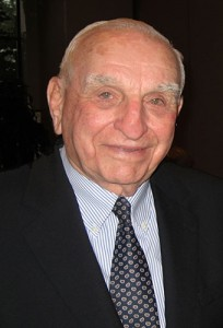Charles Zwick '50 (CANR), '51 MS.