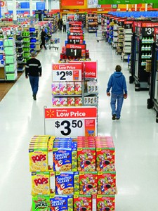 The study also evaluated the proximity of each town to food retail stores.