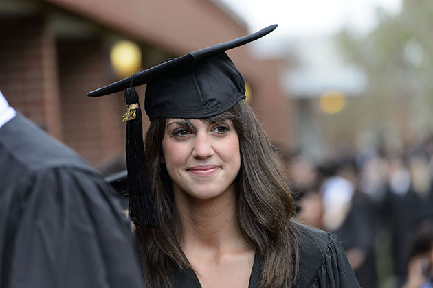 Commencement Weekend 2013: The Numbers — and the Students — are Impressive