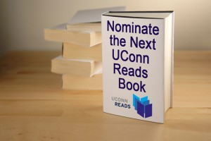 Nominate the Next UConn Reads Book