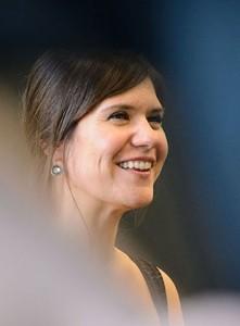Margarita Blush, assistant professor of dramatic arts. (Peter Morenus/UConn Photo)